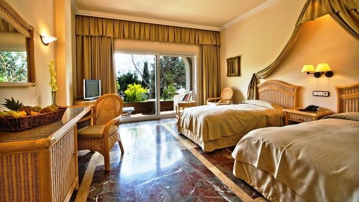 Superior Zimmer im Hotel Port Salvi