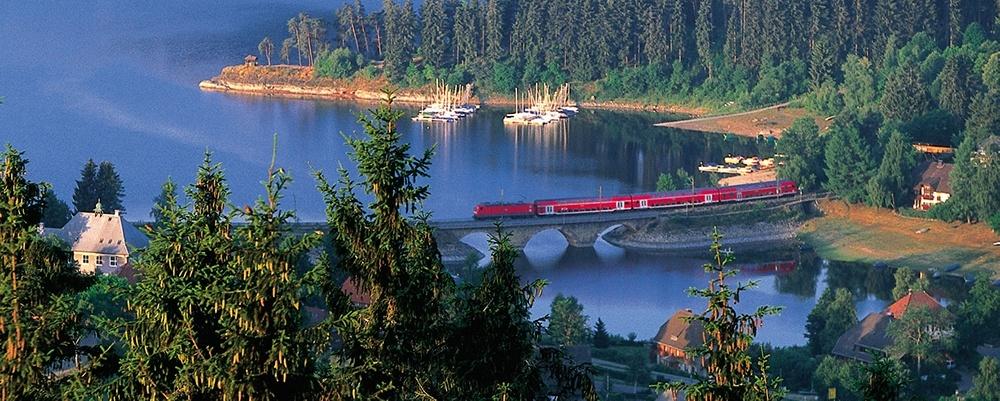 Anreise zum Fastenwandern im Schwarzwald