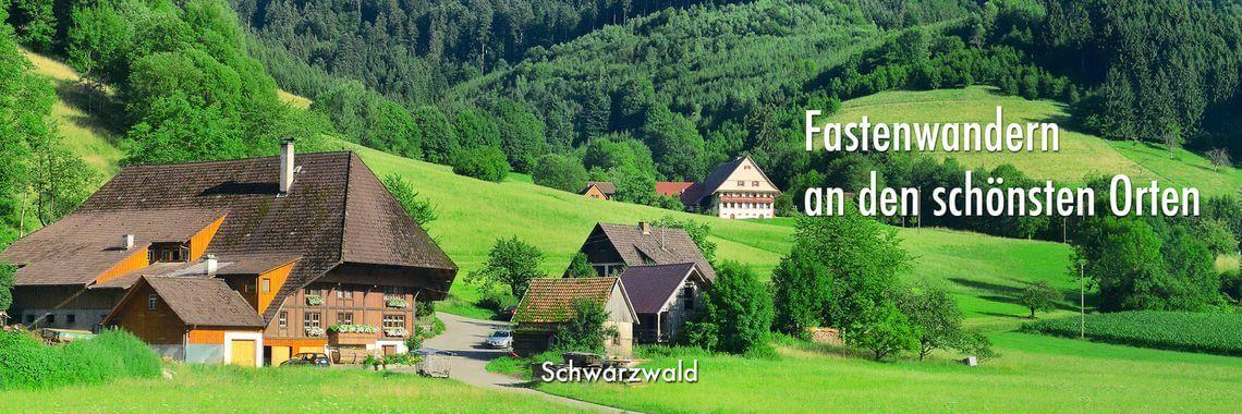 Fastenwandern im Schwarzwald Headerbild