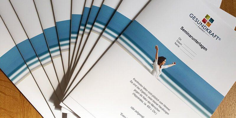 Gesundkraft - Fastenwandern Seminarunterlagen